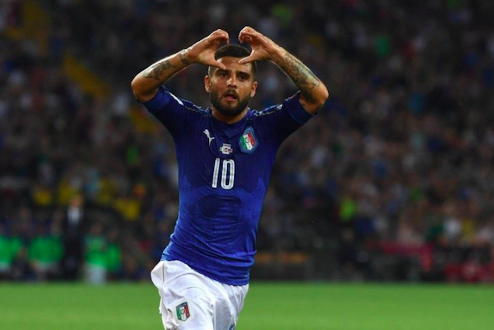 Italia di carattere a Wembley, 1-1 contro l'Inghilterra