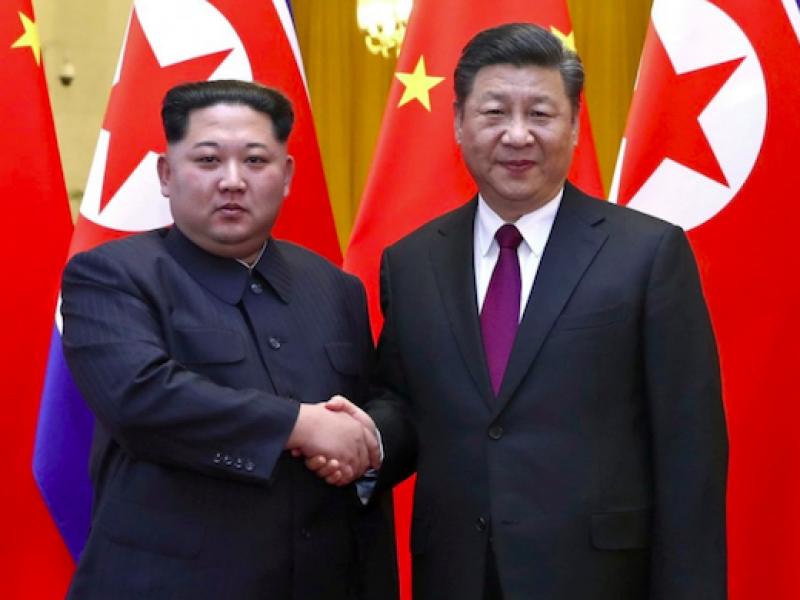 Corea, Kim Jong-un ha visitato Xi Jinping a Pechino