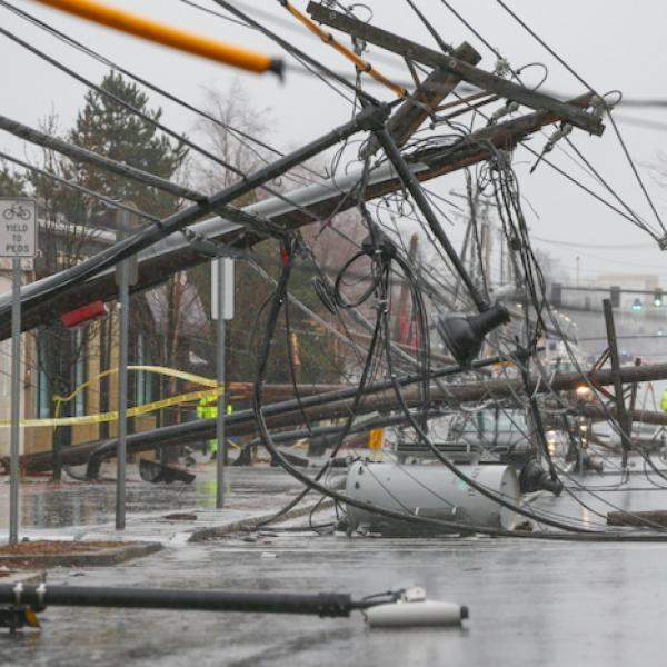 Usa, tempesta sulla costa Est: diverse vittime