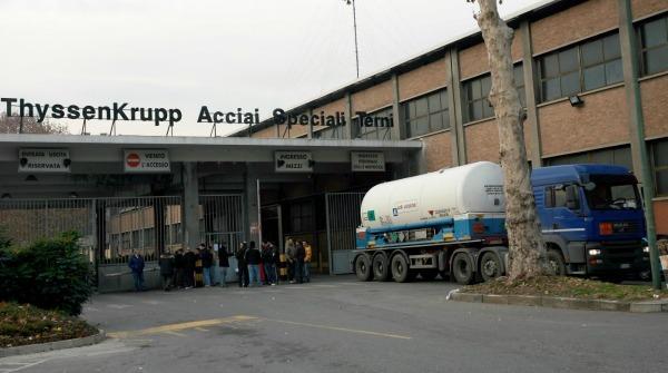 Tragedia Thyssen: l'ex manager Pucci chiede la grazia a Mattarella
