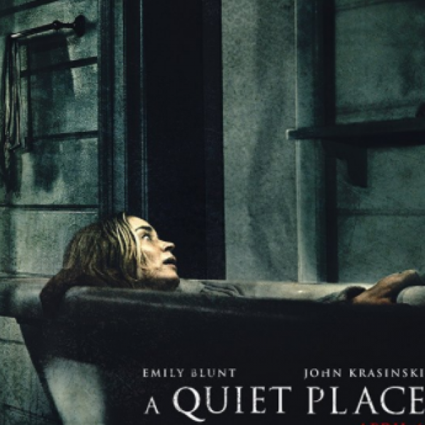 A Quiet Place-Un posto tranquillo, dal 6 aprile al cinema