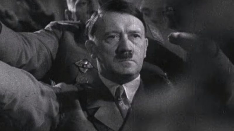 Una lettera di minacce con foto di Hitler per Adachiara Zevi