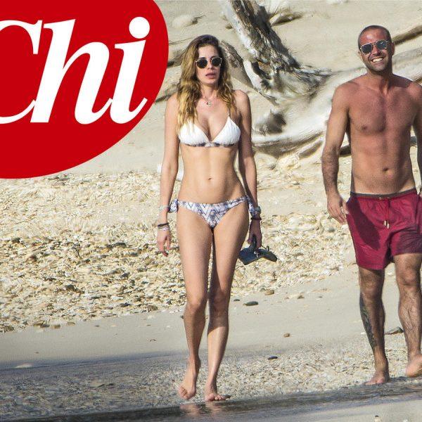 Gossip, vacanze hot per Aida Yespica e Matteo Cavalli