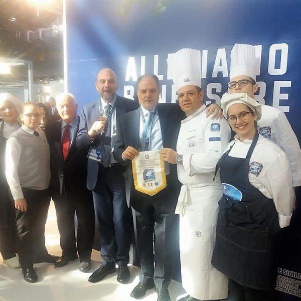 Successo per la cucina siciliana all'Aquafarm di Pordenone