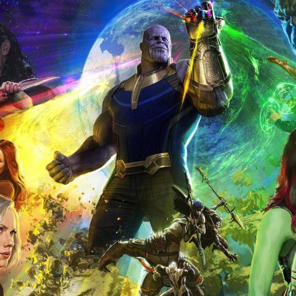 Avengers Infinity War, rilasciato il trailer ufficiale