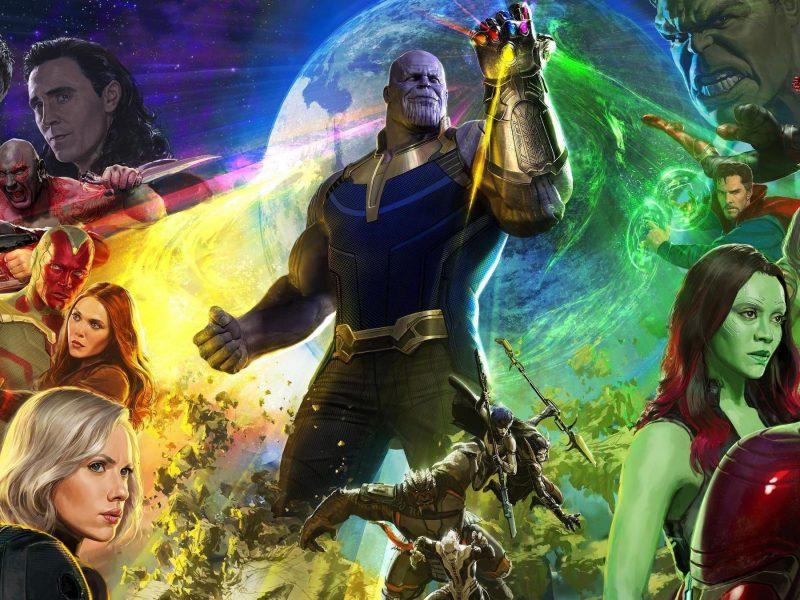 uscito il nuovo trailer di avengers infinity war