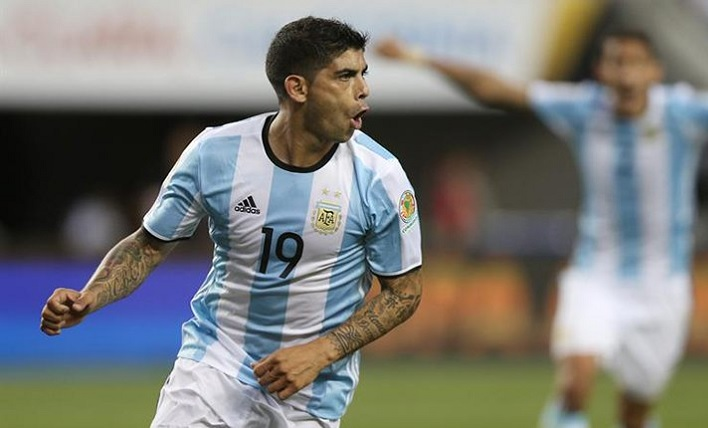 Argentina-Italia 2 – 0: Banega e Lanzini stendono gli azzurri