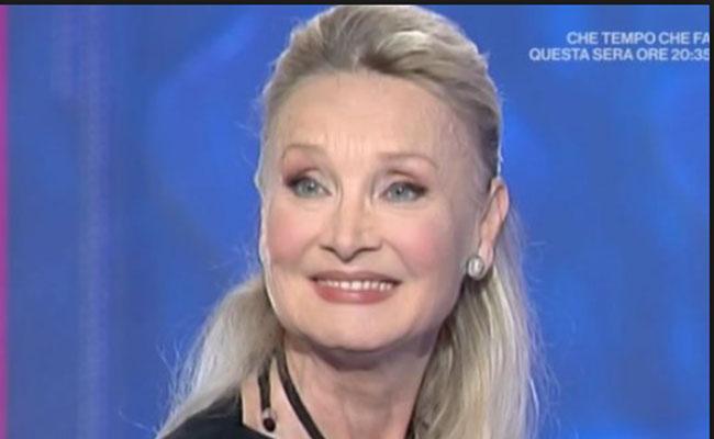 """Barbara Bouchet: """"Pensione da 511 euro al mese, ma non mi sono lamentata…"""""""