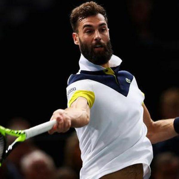 Miami, super Paire elimina Djokovic. Out anche Goffin