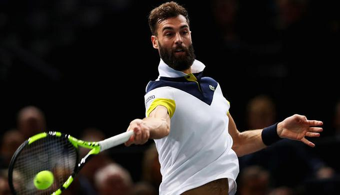 Miami, super Paire elimina Djokovic. Out anche Goffin