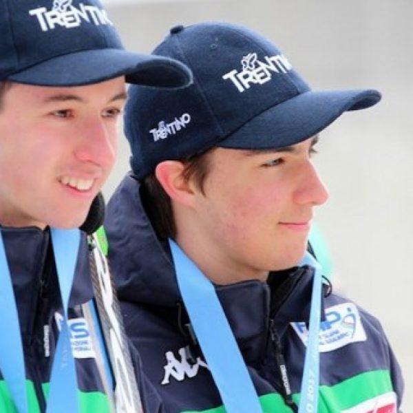 Paralimpiadi, Bertagnolli-Casal vincono l'oro anche in slalom