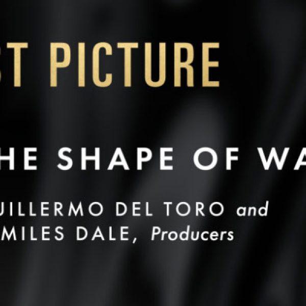 Oscar 2018: trionfo per