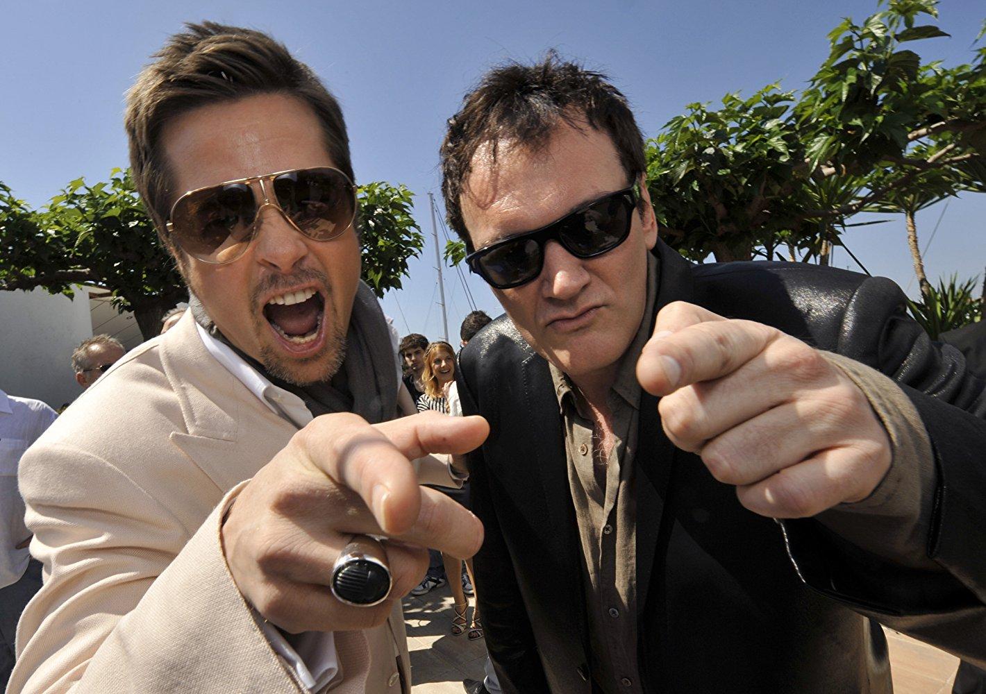 Brad Pitt sarà nel cast del nuovo film di Tarantino