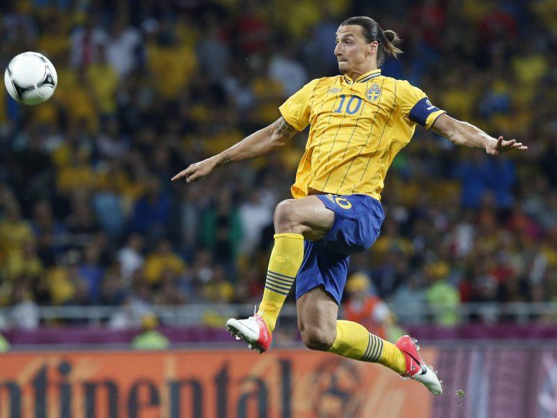 Ibrahimovic, Svezia, nazionale svezia,