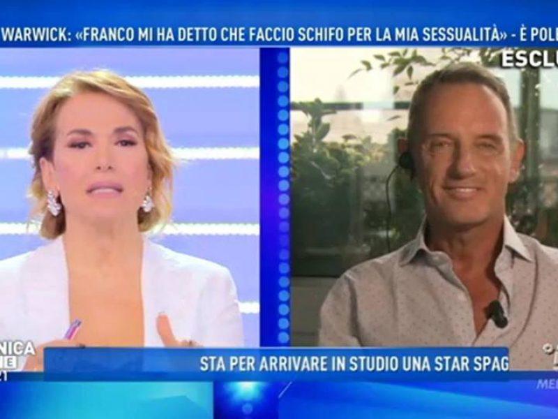 Gossip Isola dei Famosi, Paola e Francesco Monte si scambiano messaggi