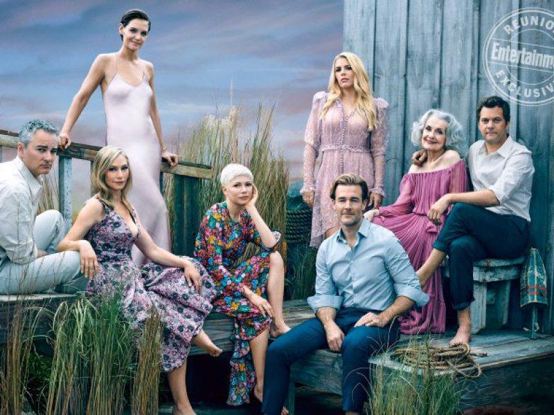 il cast di dawson's creek si riunisce dopo 20 anni