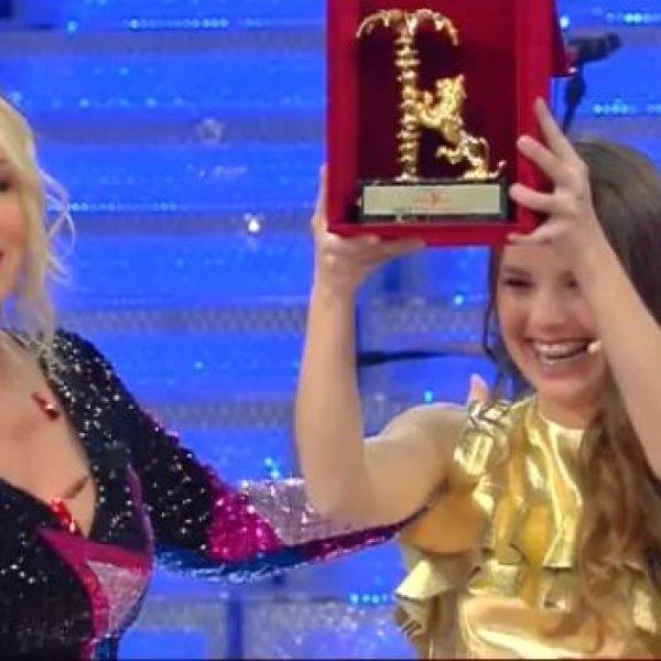 Sanremo Young, vince la siciliana Elena Manuele