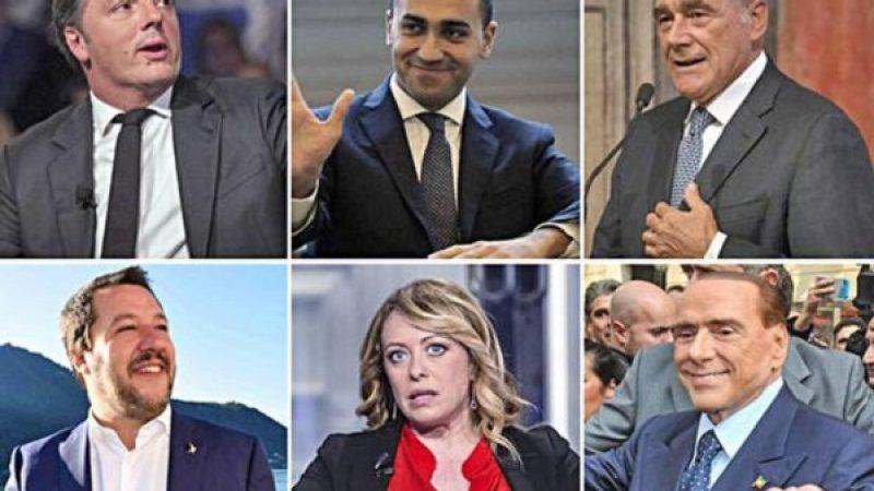 Voto 2018: i commenti di vincitori e vinti