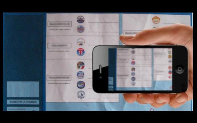 Fotografare il voto elettorale può costare fino a 15mila euro