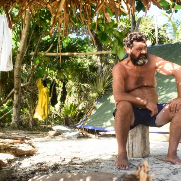 Franco Terlizzi ha abbandonato l'Isola dei Famosi