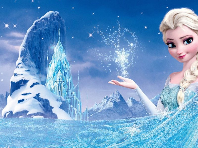 elsa di frozen lesbica
