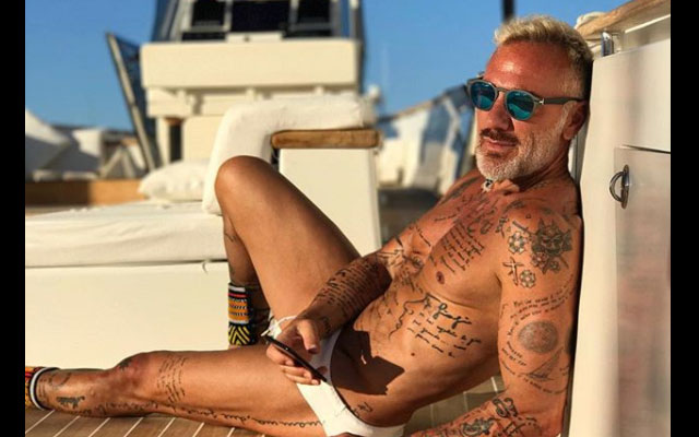 "Gossip, Gianluca Vacchi: ""Solo in Italia mi considerano un idiota"""