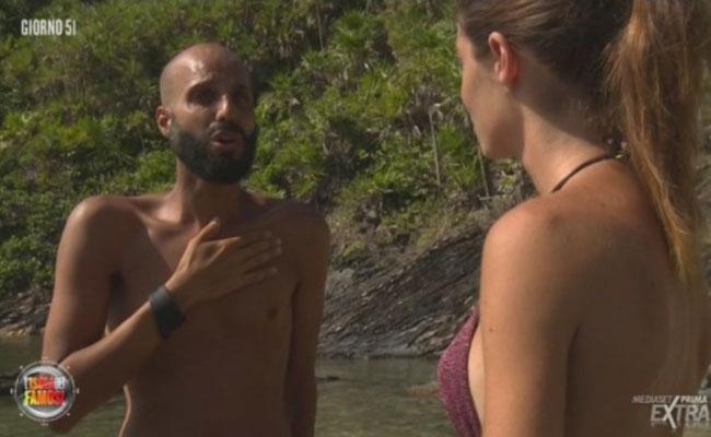 Gossip Isola dei Famosi, Jonathan in lacrime per colpa di Simone