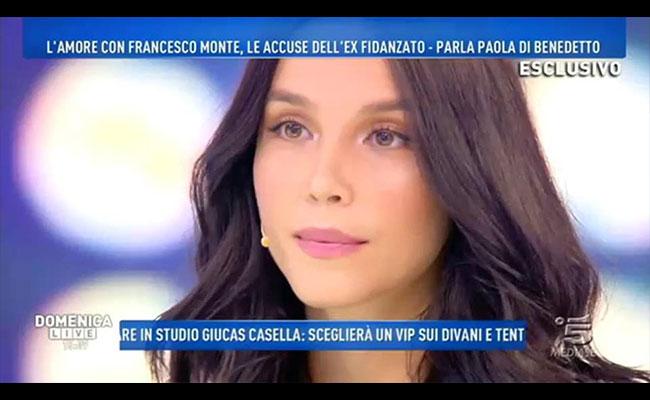 """Gossip, Paola Di Benedetto: """"Sono andata all'Isola da single"""""""
