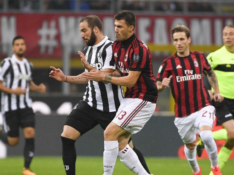 Higuain Juventus Milan