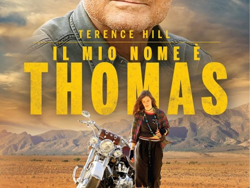 Terence Hill torna al cinema con western on the road