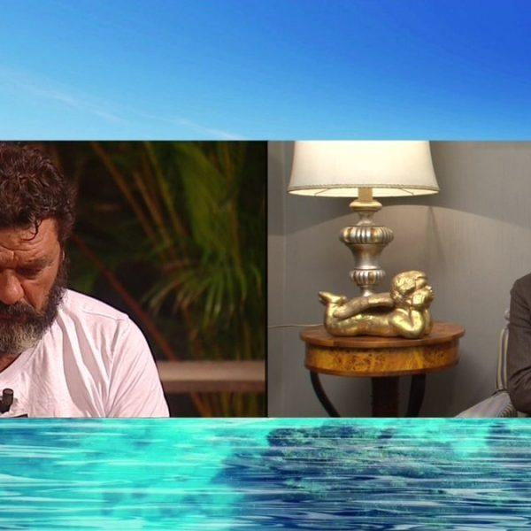 Gossip Isola dei Famosi, Franco respinge le accuse di Craig: