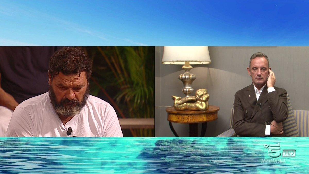 """Gossip Isola dei Famosi, Franco respinge le accuse di Craig: """"Èun bugiardo"""""""
