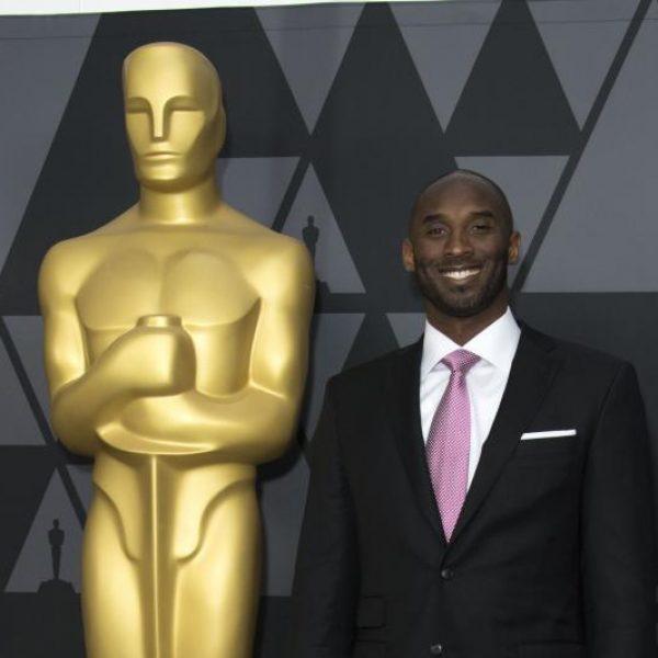 Kobe Bryant vince l'Oscar per Dear Basketball: