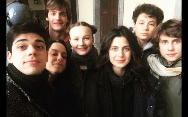"""""""La compagnia del cigno"""", una nuova serie tv per la Rai"""