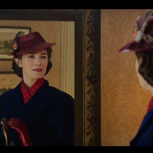 Il ritorno di Mary Poppins al cinema è previsto per Natale /TRAILER