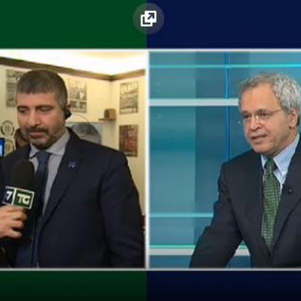 Elezioni 2018, Mentana contro Di Stefano: