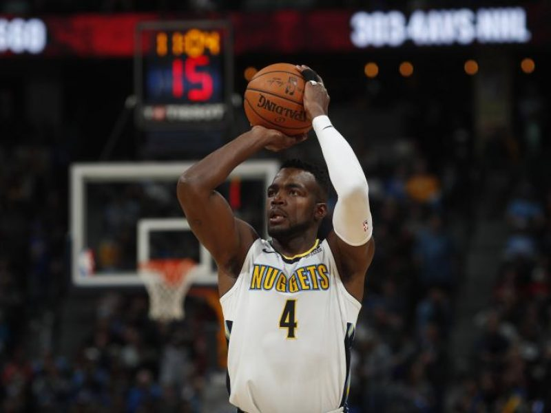 Millsap, denver nuggets, nba
