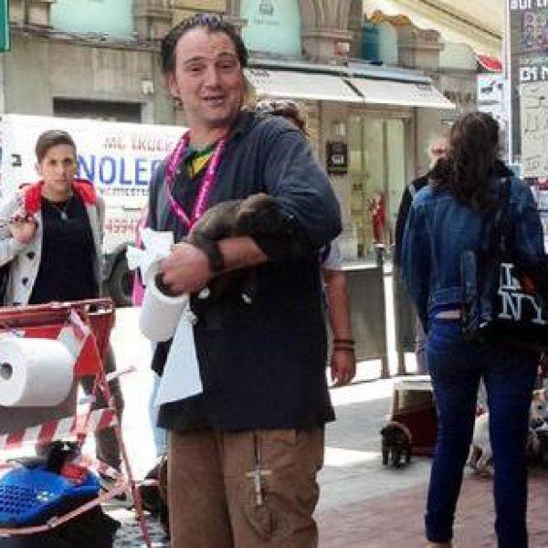 Palermo, Nino Spina dai domiciliari al carcere