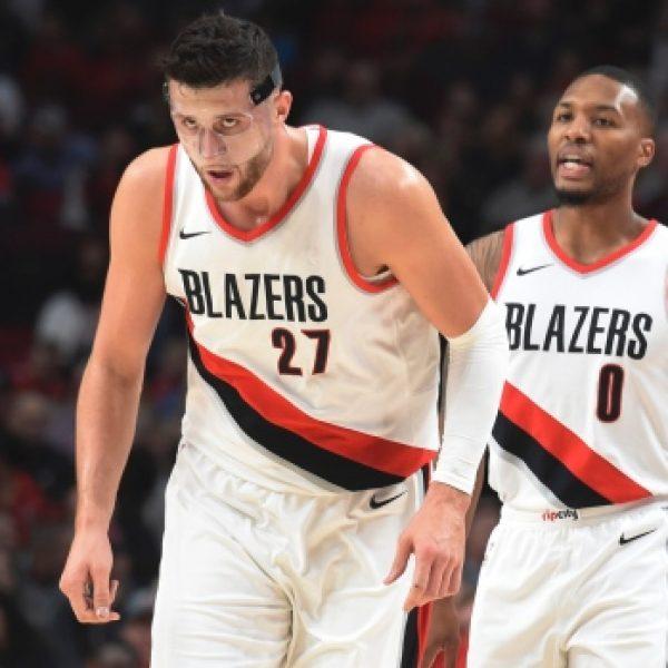 NBA, Portland in rampa di lancio. Houston affossa San Antonio