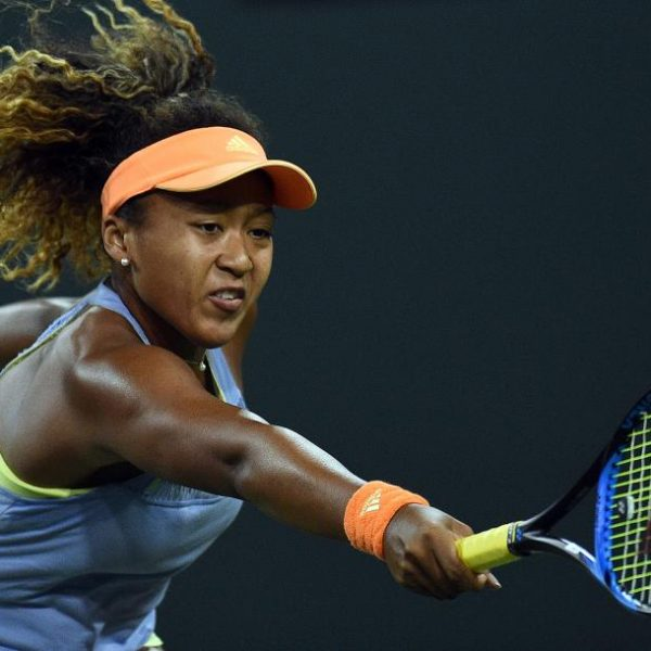 Indian Wells, la finale femminile è Osaka-Kasatkina. Ok del Potro