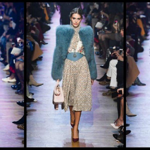 Paris Fashion Week, il fashion show di Elie Saab