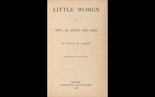 """""""Piccole donne"""", dopo 150 anni è ancora un bestseller"""