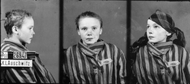 """Ragazza morta ad Auschwitz """"resuscita"""" con la tecnologia"""
