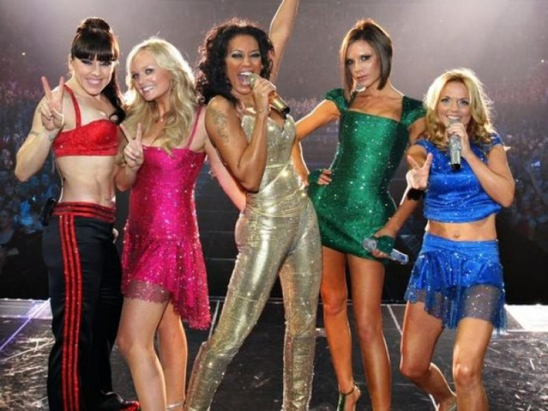le spice girls diventano cartone animato