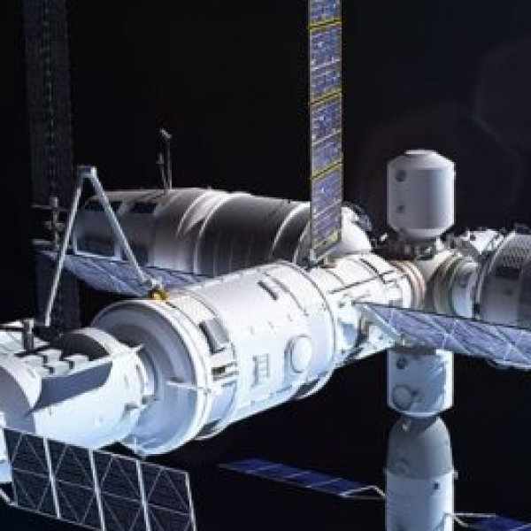 Stazione spaziale cinese fuori controllo, allerta in Italia