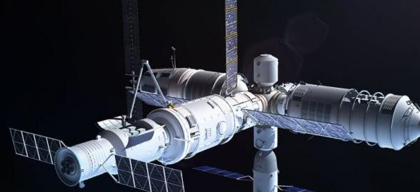 Stazione spaziale cinese caduta nel Pacifico: allarme cessato