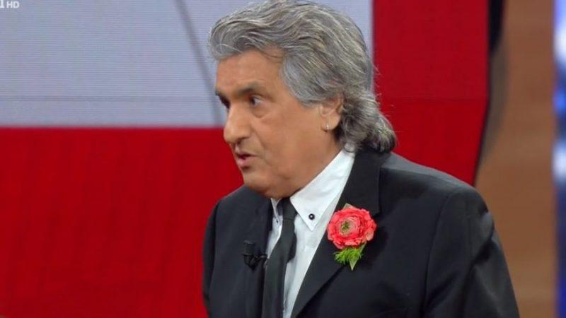 Momenti di paura per Toto Cutugno: il cantante ha avuto un malore