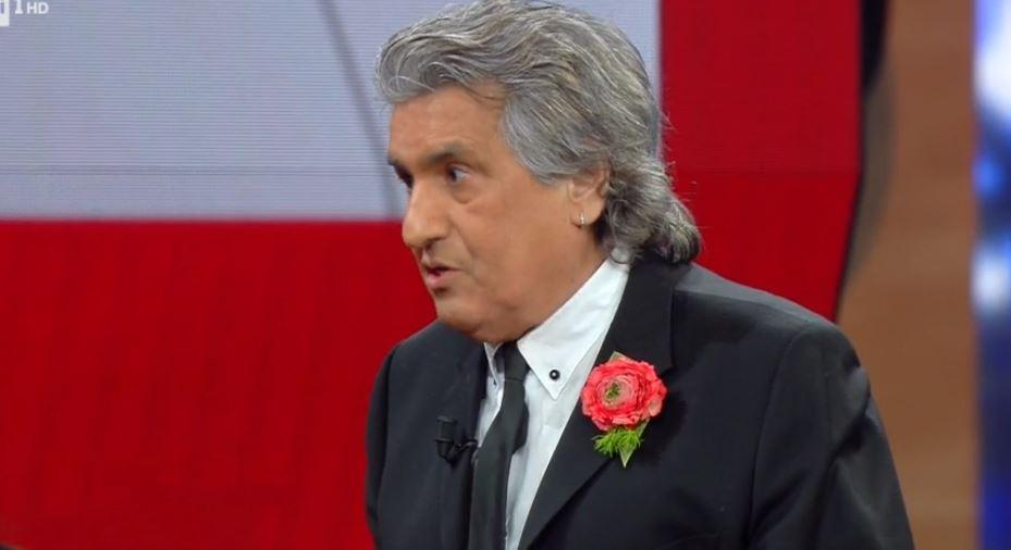 """Sanremo, Toto Cutugno elimina Ouiam e Rocco: """"Non avrei voluto"""""""