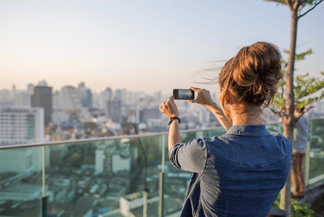 Le tecnologie sono le 'compagne di avventura' per i viaggiatori