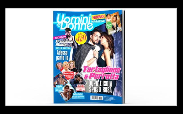 """Arriva in edicola """"Uomini e Donne Magazine"""""""